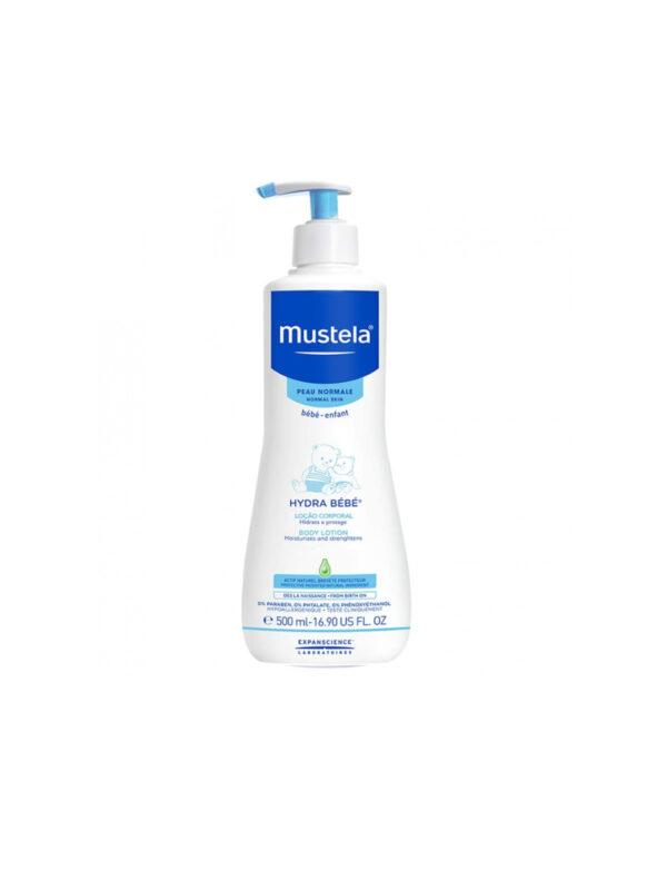 Mustela Hydra bebe lozione per corpo  500 ml - MUSTELA - Cura e cosmesi bambino