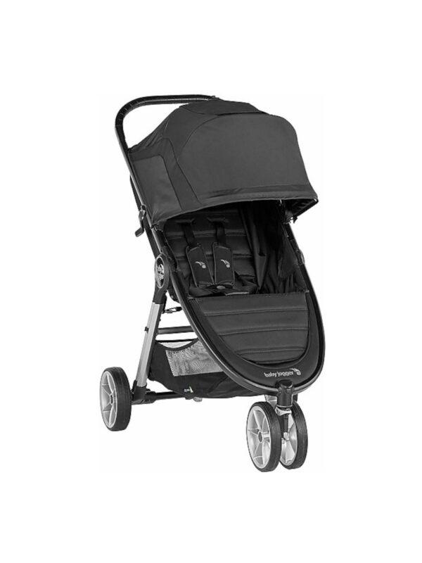 Baby Jogger - Passeggino City Mini2 3 ruote Jet - BABY JOGGER - Classici e leggeri