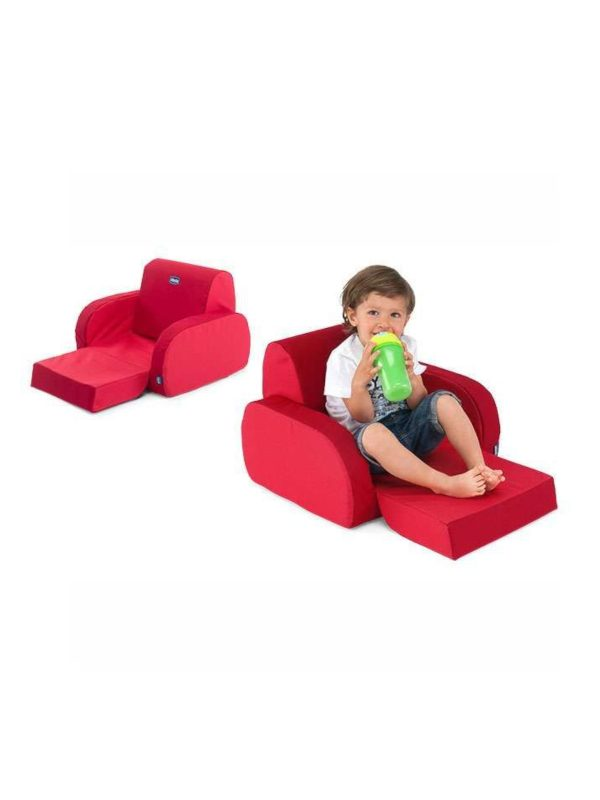Poltroncina Twist Verde Honey Bear - CHICCO - Accessori cameretta