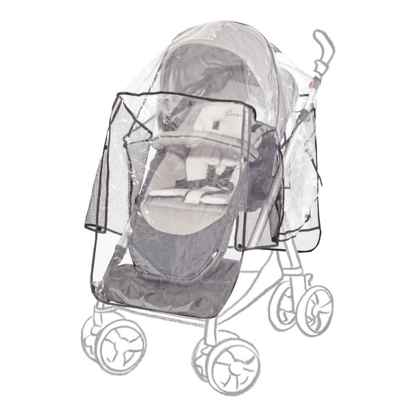 Parapioggia passeggino Deluxe universale - GIORDANI - Giordani