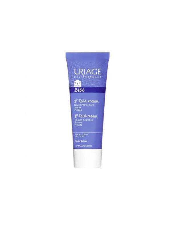 Uriage 1er Cold cream 75 ml - URIAGE - Cura e cosmesi bambino