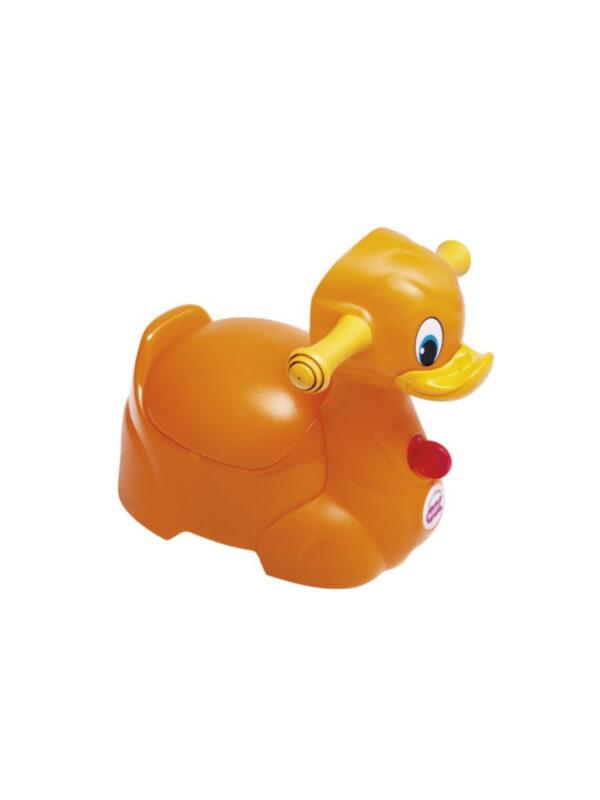 Vasino Quack Arancio - OK BABY - Vasini e riduttori