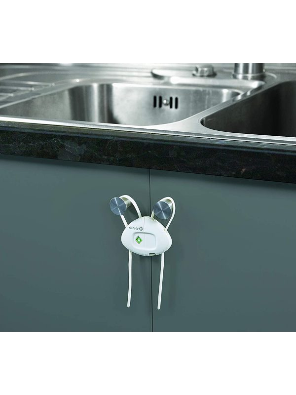 Blocca maniglie flessibile - SAFETY FIRST - Accessori sicurezza