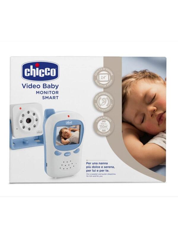 Video Baby Monitor Smart 260 - CHICCO - Accessori sicurezza