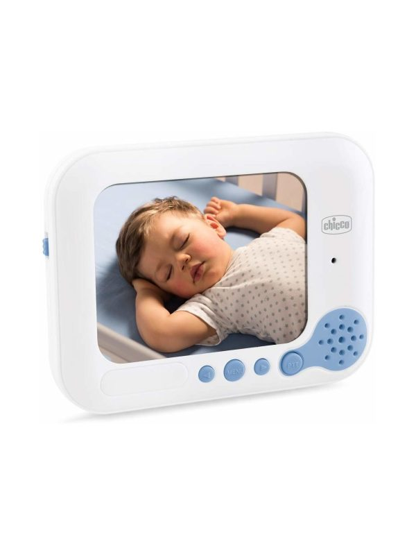 Video Baby Monitor Deluxe 254 - CHICCO - Accessori sicurezza