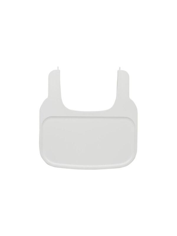 Vassoio Bianco per seggiolone Babà e Tiramisù - FOPPAPEDRETTI - Accessori Seggioloni