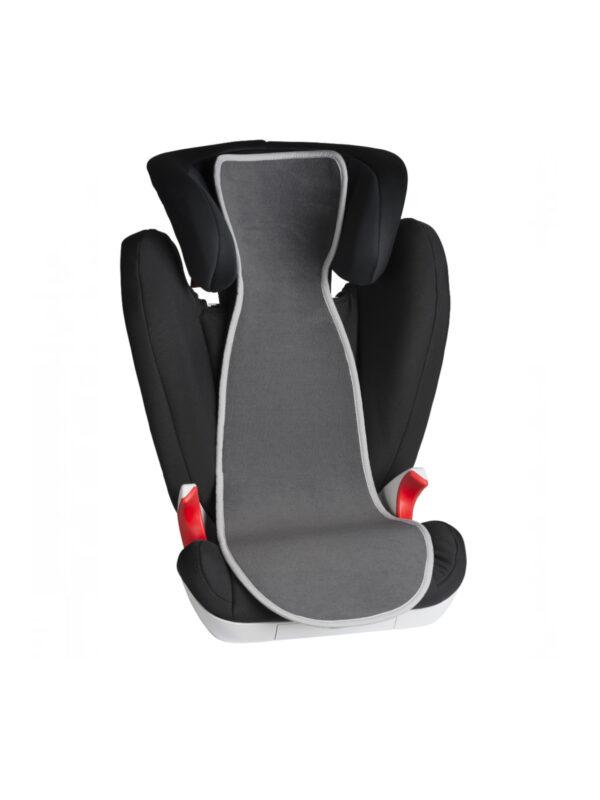 Fodera per seggiolino auto Gruppo 2-3 Cool Seat  Grigio - ROSA PRIMA INFANZIA - Accessori Seggiolini Auto