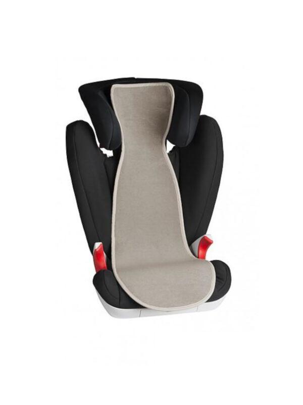 Fodera per seggiolino auto Gruppo 2-3 Cool Seat nocciola - ROSA PRIMA INFANZIA - Accessori Seggiolini Auto