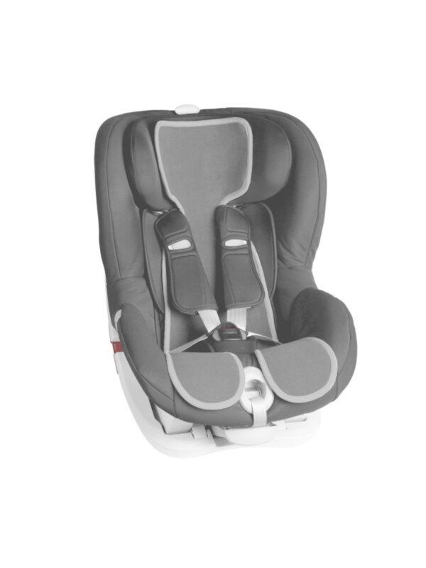 Fodera per seggiolino auto Gruppo 1 Cool Seat  Grigio - ROSA PRIMA INFANZIA - Accessori Seggiolini Auto