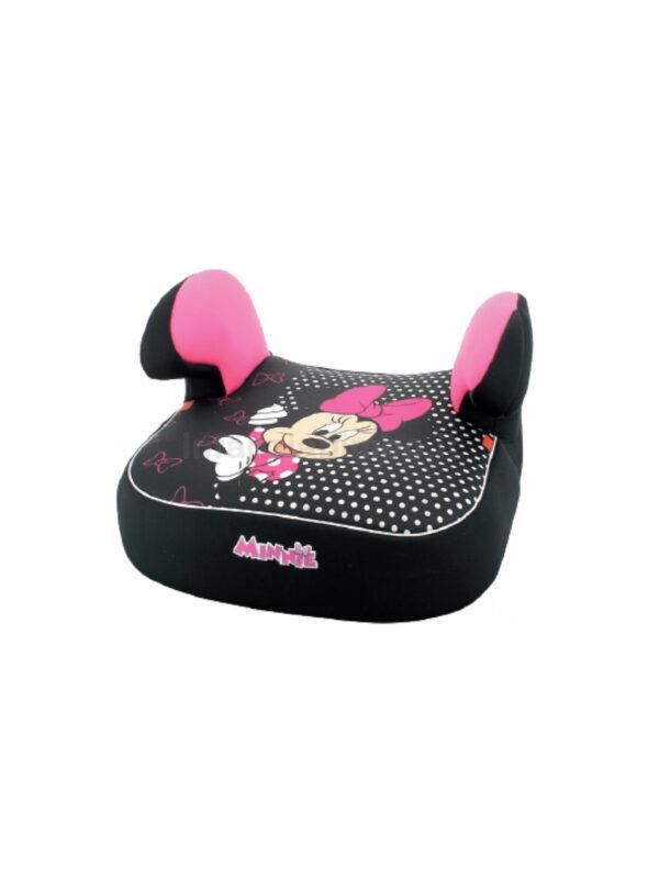 Booster/rialzo auto Dream Minnie - TEAM TEX-NANIA - Gruppo 2|3 (15-36 Kg)