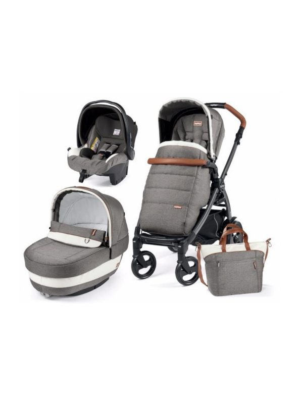 Trio Book 51 Polo Elite - PEG PEREGO - Peg Perego