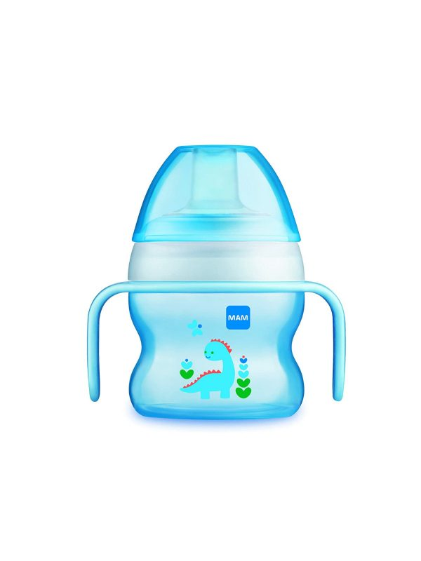 Starter Cup 150 ml con manici extrasoft bimbo - MAM - Accessori Pappa e Allattamento