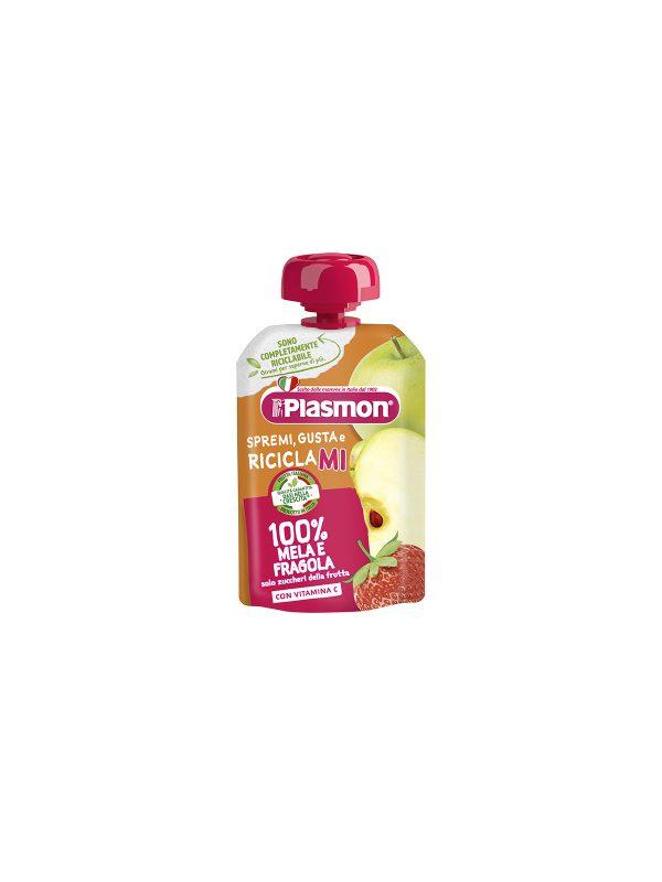 Plasmon - Spremi e Gusta Mela - Fragola - 100g - Plasmon - Merende da bere