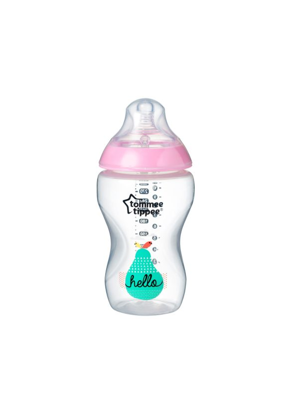 Tommee Tippee biberon Closer to Nature, 340ml, bambina - TOMMEE TIPPEE