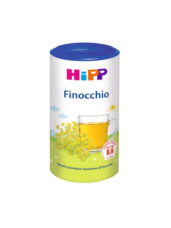 Tisana isomaltulosio Finocchio 200g - HiPP - Tisane per bambini