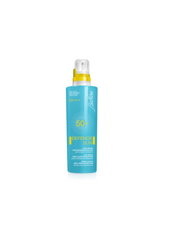 Spray Defence sun  50+  trasparant touch 200 ml - BIONIKE