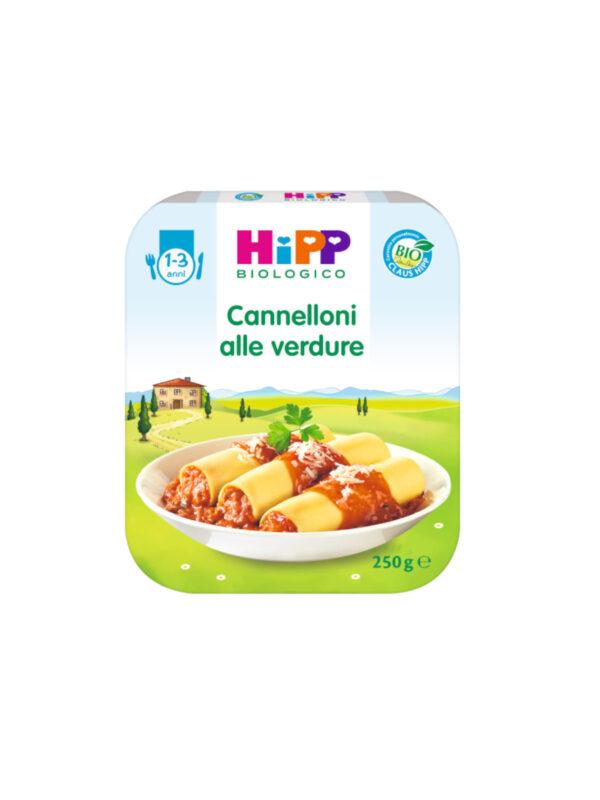 Cannelloni alle verdure 250g - HiPP - Pappe complete