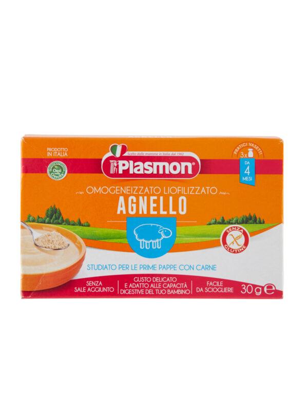 Plasmon - Lio Agnello - 3x10g - Plasmon - Liofilizzati