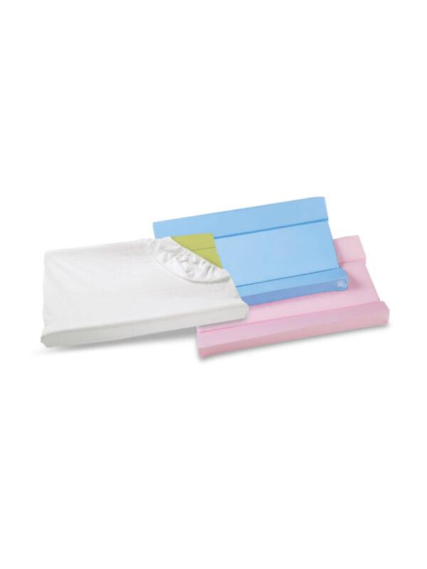 Materassino morbido rosa 50x80x9 - GIORDANI - Accessori Cambio