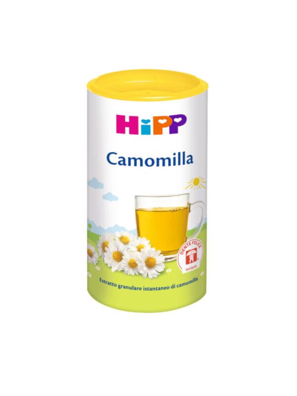 Tisana isomaltulosio Camomilla 200g - HiPP - Tisane per bambini