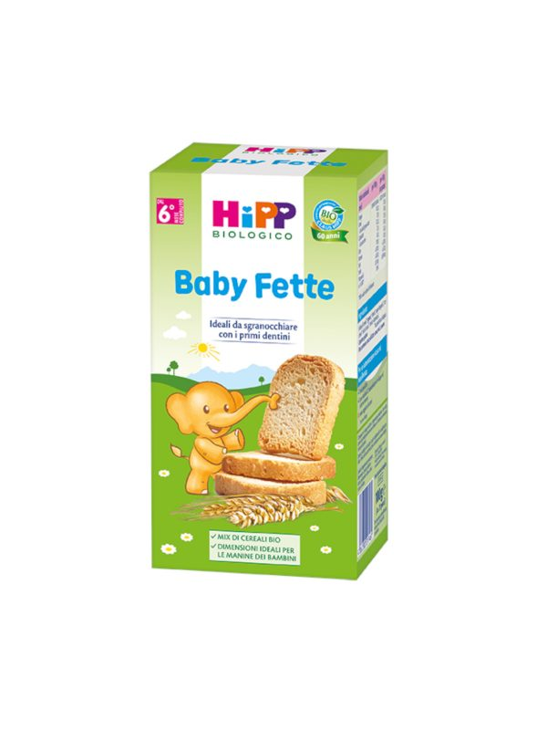 Baby fette 100g - HiPP - Snack per bambini