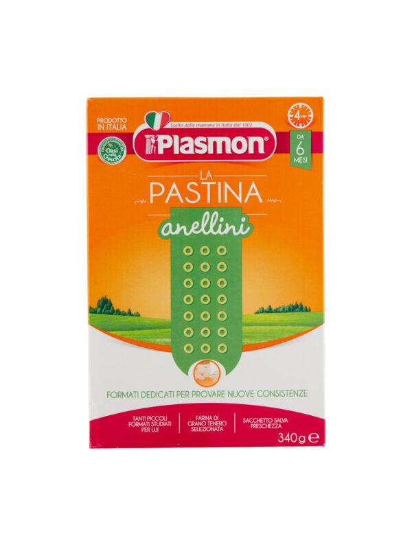 Plasmon - Pastina Anellini - 340g - Plasmon - Pastine per bambini