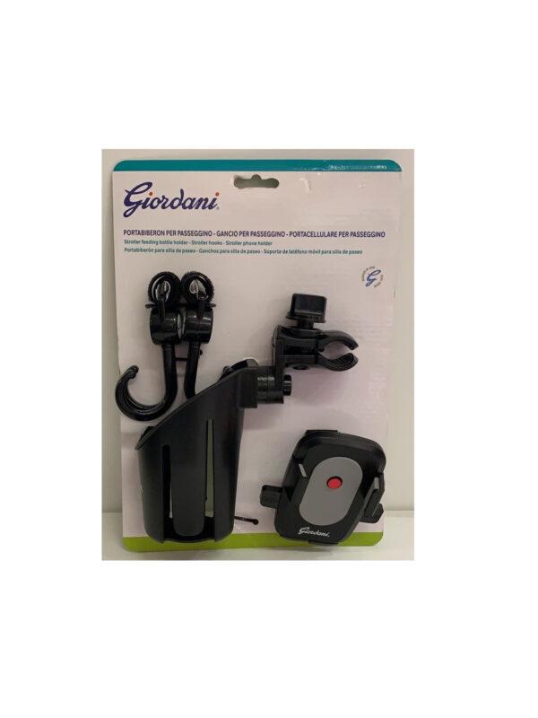 Starter Kit Passeggino - GIORDANI - Accessori passeggini