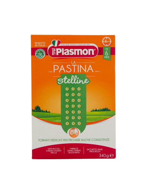 Plasmon - Pastina Stelline - 340g - Plasmon - Pastine per bambini