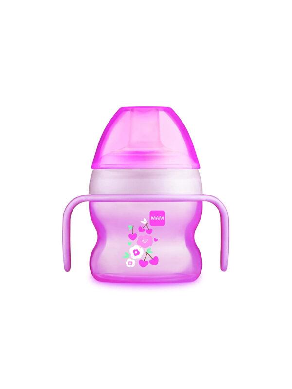 Starter Cup 150 ml con manici extrasoft bimba - MAM - Accessori Pappa e Allattamento