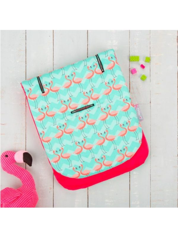 Materassino Comfi-Cush Mem Flamingo - CUDDLE CO - Accessori passeggini