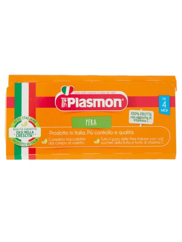 Plasmon - Sapori di Natura PERA - 4x100g - Plasmon - Omogeneizzato frutta