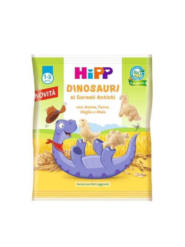 Dinosauri di cereali antichi (snack) - HiPP - Snack per bambini