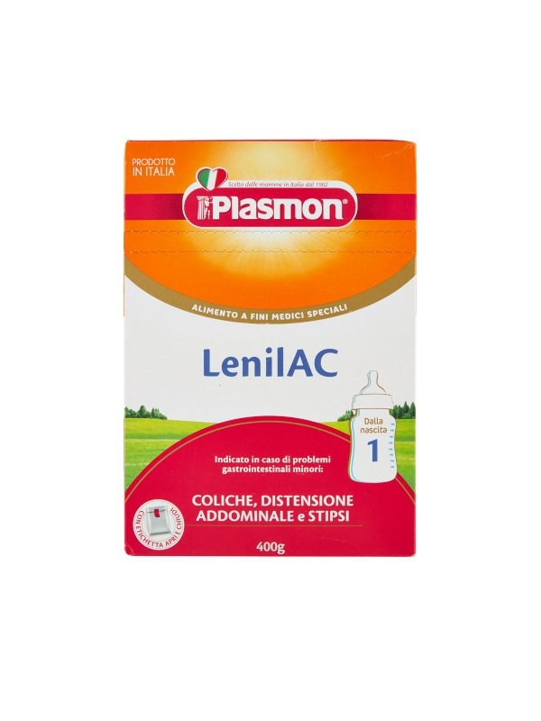 Plasmon Lenilac 1 - 400g - Plasmon - Latte 1