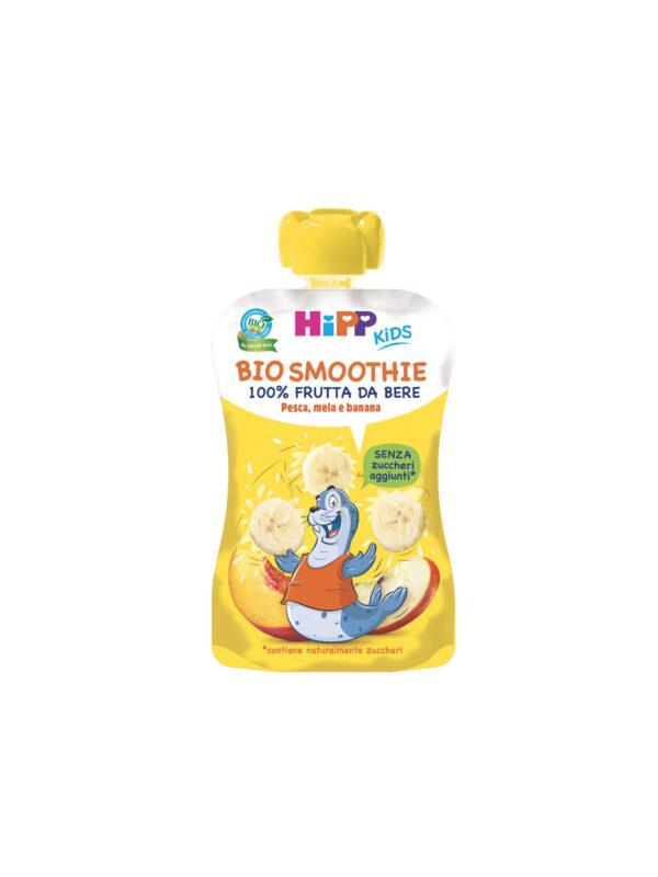 Smoothies  Mela Banana Pesca 120 ml - HiPP - Merende da bere