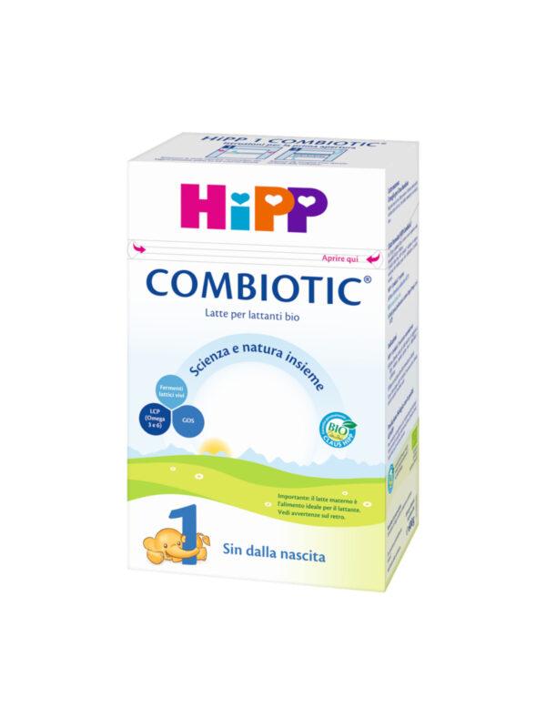 Latte 1 Combiotic lattanti polvere 600g - HiPP - Latte 1