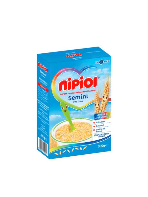Nipiol - Pastina Semini - 300g - Nipiol - Pastine per bambini