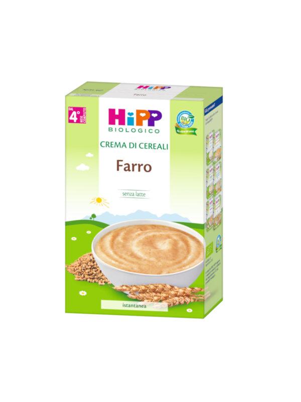Crema di Cereali - Farro 200 gr - HiPP