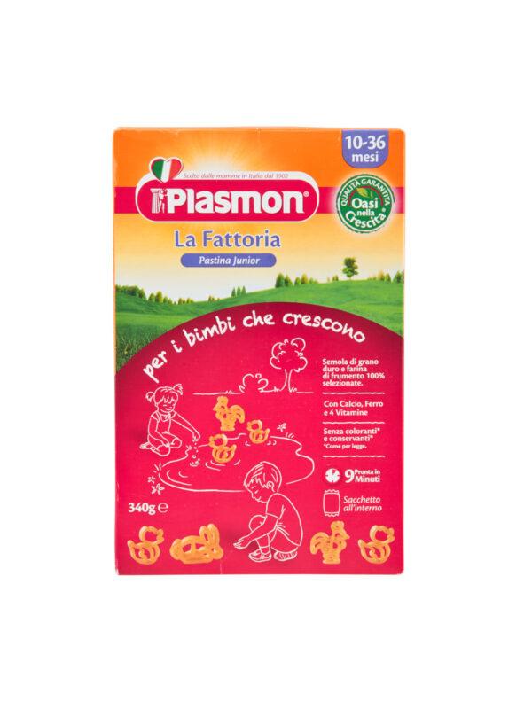 Plasmon - Pastina La Fattoria - 340g - Plasmon - Pastine per bambini