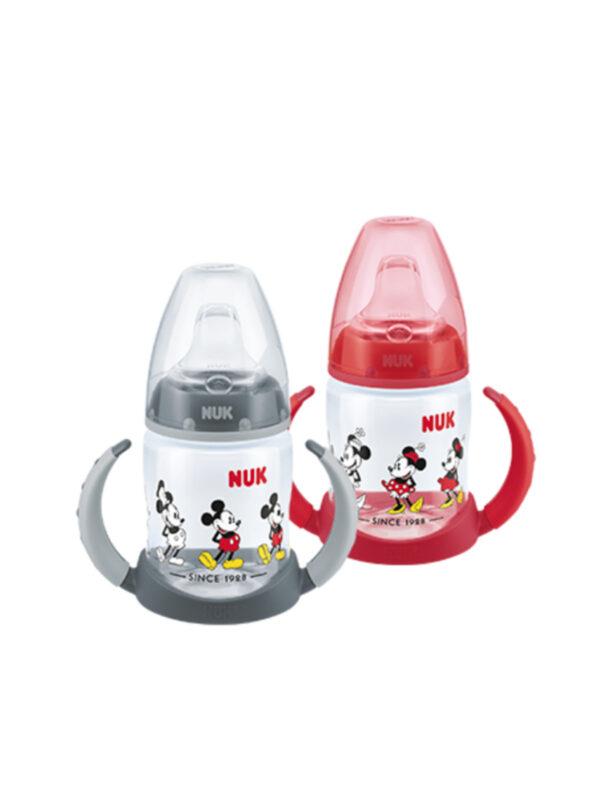 Tazza Bevi e Impara Mickey 150 ml <strong>Colori assortiti</strong> - NUK - Accessori Pappa e Allattamento
