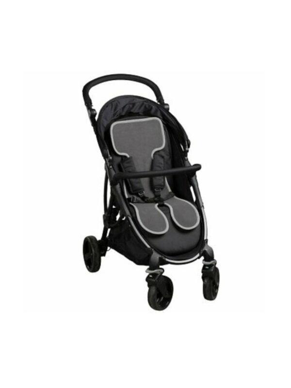 Cool Seat Materassino trasp. Per passeggino grigio - CAST - Accessori passeggini