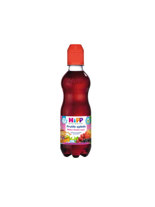 Frutta splash Mela e frutti rossi 300ml - HiPP - Merende da bere