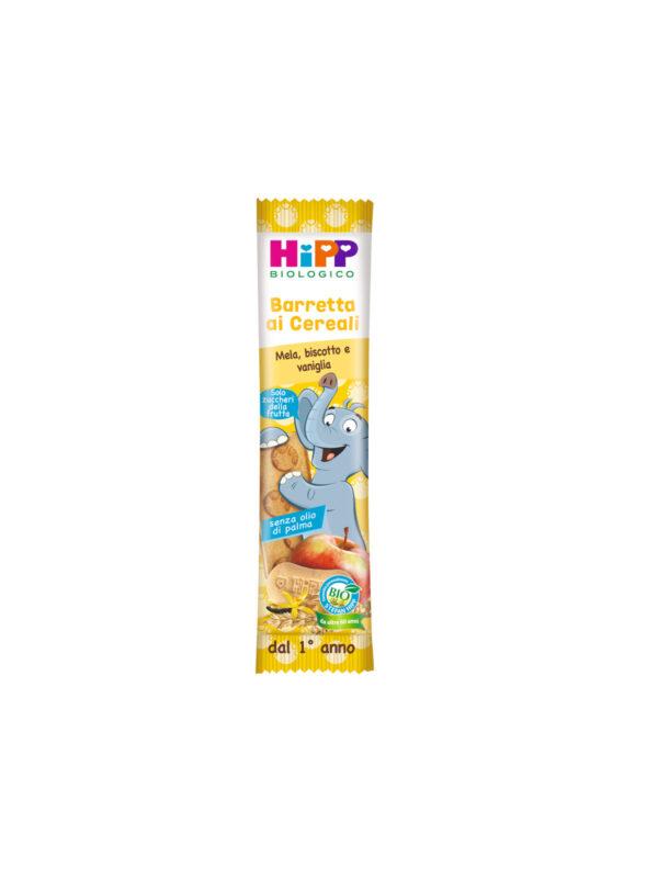 Viva i cereali Mela, biscotto e vaniglia 20 gr - HiPP - Snack per bambini