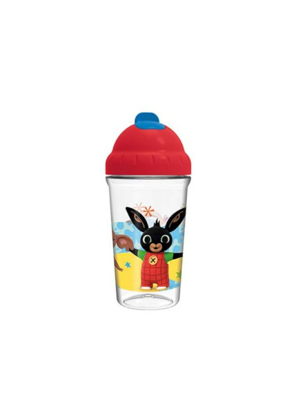 Bing bicchiere con cannuccia flexi Bing 295 ml - BING - Accessori Pappa e Allattamento