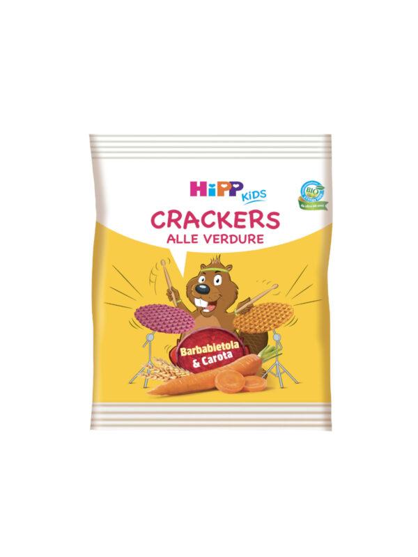 Crackers alle Verdure 25g - HiPP - Snack per bambini