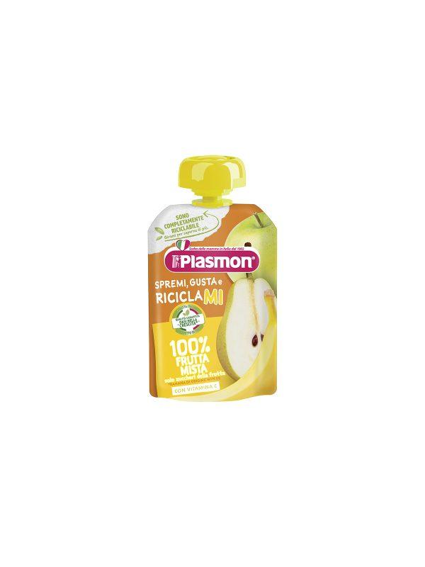 Plasmon - Spremi e Gusta Frutta Mista - 100g - Plasmon - Merende da bere