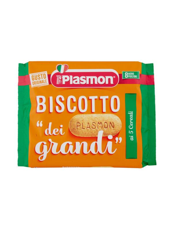 Plasmon Biscotto Adulto - Biscotto dei Grandi Cereali - 270g - Plasmon Biscotto Adulto - Biscotti per bambini