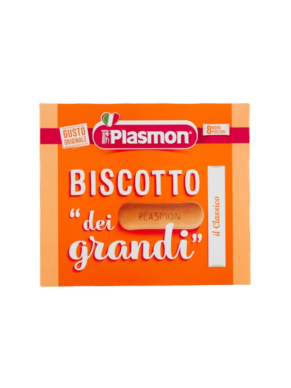 Plasmon Biscotto Adulto - Biscotto dei Grandi Classico - 300g - Plasmon Biscotto Adulto - Biscotti per bambini