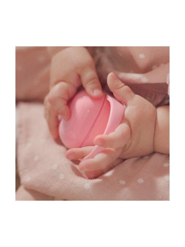 Scatolina portasucchietto rosa - SUAVINEX - Ciucci
