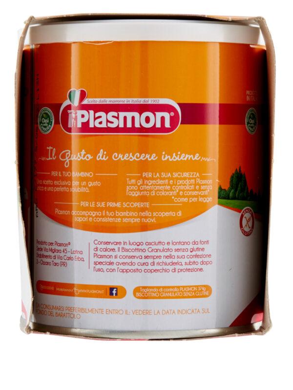 Plasmon - Biscotto Plasmon Granulato senza Glutine - 2x374g - Plasmon - Biscotti per bambini