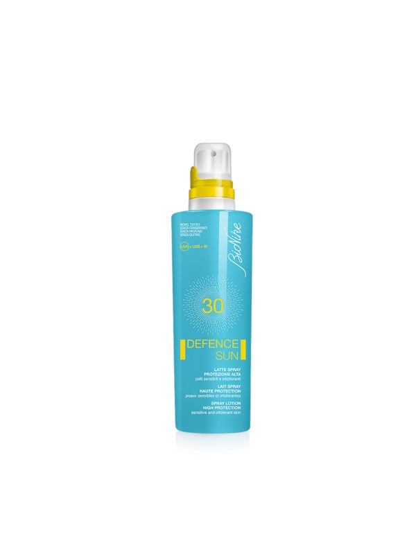 Spray Defence sun  30+  trasparant touch 200 ml - BIONIKE